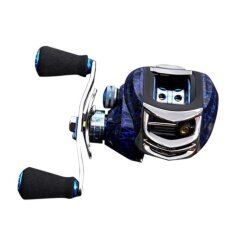 ขาย Nbs New High Quality 15Bb 6 3 1 High Quality Fishing Reel Magnetic Right Left Handed Baitcaster Lure Left Intl เป็นต้นฉบับ