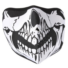 ขาย Neoprene Face Mask Winter Neck Warmer Ski Snowboard Motorcycle Protection ใหม่