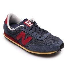ราคา New Balance Unisex รองเท้าผ้าใบ U410Vnr D Lfsty3 เป็นต้นฉบับ