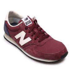 ซื้อ New Balance Unisex รองเท้าผ้าใบ U420Rbn D Lfsty3 ออนไลน์ ถูก