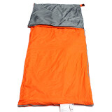 ราคา New Outdoor Envelope Sleeping Bag Camping Travel Hiking Multifuntion Ultralight Orange ที่สุด