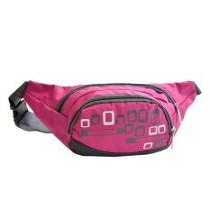 ขาย ใหม่เข็มขัด Bum เอวกระเป๋าสะโพกกระโปรงชุดเดินทางซิปกีฬากระเป๋า Unbranded Generic ออนไลน์
