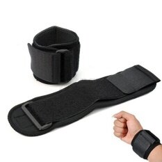 New Universal Adjustable Sports Wristband Wrist Brace Wrap Support Gym Strap - Intl.