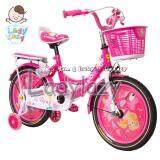 ราคา Ladylazyจักรยานเด็ก ลายเจ้าหญิงน้อยน่ารัก No 5555 16 สีชมพูเข้ม ออนไลน์ กรุงเทพมหานคร