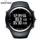 ซื้อ North Edge Gps Running Sports Digital Watch Men And Women Smart Watch For Swimming Diving Sailing Hiking Waterproof 5Atm Distance Calories ใน จีน
