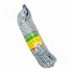 ราคา Ok Mshopเชือกโพลีเอสเตอร์โรยตัวยาว 20 เมตร สีฟ้า Ok M Shop เป็นต้นฉบับ