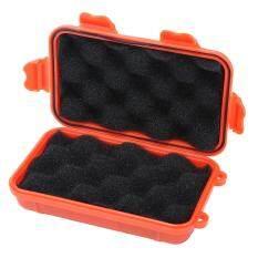 ราคา Ooplm Waterproof Dry Box Case Container Floating Survival Dry Case Storage Box For Boating Kayaking Fishing Camping And Hiking Large Tan ใหม่ล่าสุด