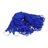 โปรโมชั่น Outdoor Hanging Swing Camping Hammock Survival Nylon Rope Cord Comfy Garde Intl Unbranded Generic