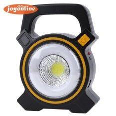ขาย ซื้อ Outdoor Portable High Power Rechargeable Camping Lamp Work Light Cob Led Intl จีน