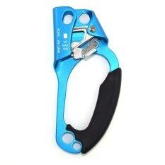 ราคา Outdoor Rock Climbing Equipment Professional Belay Device Right Hand Rope Climbing Ascenders Intl Unbranded Generic ใหม่