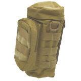 ส่วนลด Outdoor Sport Tactical Gear Nylon Molle Zipper Camo Large Water Bottle Bag Kettle Pack W Mess Pouch Khaki Thinch จีน