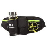 ราคา Outdoor Sports Running Waist Belt Packs Travel Waist Bag With Water Bottle Holder For Cycling Phone Key Money Black Intl ที่สุด