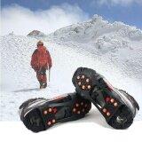 ส่วนลด สินค้า Over Shoe Studded Snow Grips Ice Grips Anti Slip Snow Crampons Cleats Intl