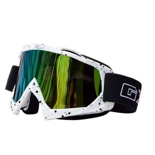 PAlight Men Women Motorcycle Motocross Racing Helmet Goggles Skiing Skating Snowboarding Eyewear Windproof Glasses - intl
