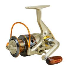 ราคา Palight โลหะหมุนรอกตกปลา 10 ตำแหน่ง Jx4000 ถูก