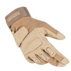 ขาย Parbuf ถุงมือ Blackhawk เต็มนิ้ว ถุงมือกีฬา ถุงมือจักรยาน สีน้ำตาล ออนไลน์ ใน ชุมพร