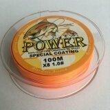 ซื้อ สาย Pe ตกปลา ถัก 8 เส้น X8 1 100M 15Mm 20Lb 9 1Kg Fishing Line Colors ใน กรุงเทพมหานคร