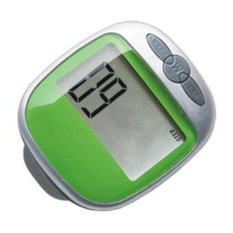 Pedometer Calorie Counter Run Step Walk Digital Large LCD Display Clip - intl