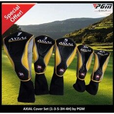 Pgm Cover Set (special Promotion) 1/3/5/3h/4h (2 Colors) By Pgm Thailand.