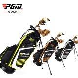 ราคา Pgm Golf Bag With Stand Portable Stand Bag 14 Sockets Multi Pockets Golf Standard Bag With Shouder Strap 90 28Cm 3 Colors Intl เป็นต้นฉบับ Unbranded Generic
