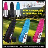ขาย Pgm Ultimate Golf Travel Bag Free Bag Carry Any Size Of Your Bag 3 Color Available Pgm เป็นต้นฉบับ