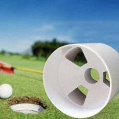 ขาย ซื้อ Plastic Backyard Practice Golf Hole Pole Cup Flag Stick Putting Green Flagstick Intl ใน จีน