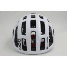 โปรโมชั่น Lee Bicycle หมวกจักรยาน รุ่น Poc สีขาว ถูก