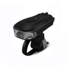 ซื้อ Portable Smart Led Bike Light Waterproof 5 Modes Usb Rechargeable Cycling Safety Bicycle Headlight Flashlight Intl ออนไลน์ จีน