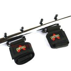 ราคา Power Up Valeo แสตรป แบบมีตะขอ รุ่น Weight Lifting Hooks ถูก