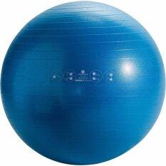 ฟิตบอลขนาดปานกลางสำหรับการออกกำลังกายมาพร้อมระบบป้องกันการแตก By Art Art Shop.