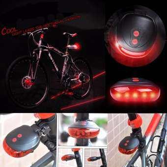 ไฟท้ายจักรยาน สร้างเลน