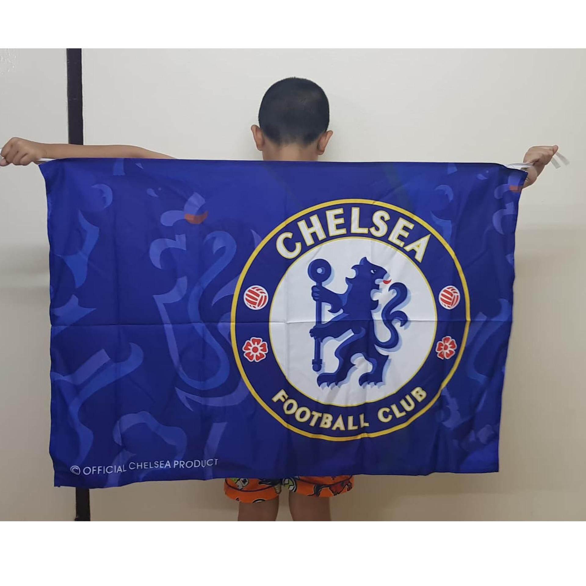 ธงลายทีมสโมสร เชลซี