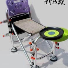 ราคา เก้าอี้ตกปลาแบบชิงหลิวและสปิ๋ว เก้าอี้อลูมิเนียม พร้อมอุปกรณ์ Unbranded Generie ออนไลน์