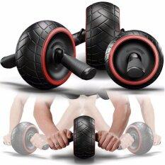 ส่วนลด ไม่มีเสียงเอวท้องรอบเอวเรียวแกนลูกกลิ้งออกกำลังกายกำลังกายออกกำลังกายอุปกรณ์ออกกำลังกาย Unbranded Generic กรุงเทพมหานคร