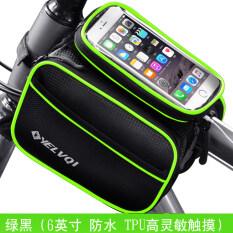 โปรโมชั่น ถุงจักรยาน Mtb โทรศัพท์มือถือถุงหน้าจอสัมผัส Unbranded Generic