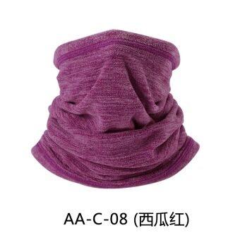ฤดูใบไม้ร่วงและฤดูหนาวที่อบอุ่นหนาวาไรตี้เมจิกผ้าพันคอขนแกะผ้าพันคอ