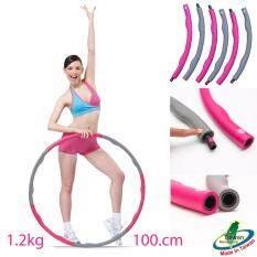 ซื้อ Promark ฮูล่าฮูป Premium Hula Hoop 100 Cm 1 2Kg Nbr Foam Coating ออนไลน์ ถูก