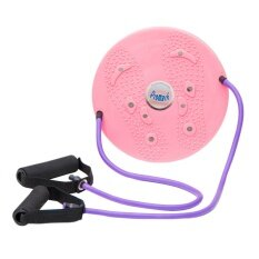 Promark จานทวิส มีเชือก Twister With Rope (pink).