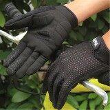 ส่วนลด Qepae Mtb Cycling Bike Motorcycle Breathable Gel Full Finger Gloves Touch Screen Black Xl Intl Unbranded Generic