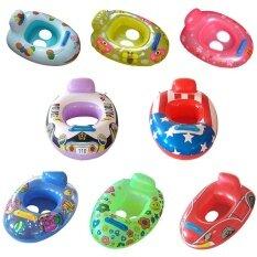 คุณภาพห่วงยางแหวนที่นั่งว่ายน้ำความปลอดภัยของเด็กทารกลอยห่วงยางว่ายน้ำ - Intl.