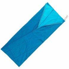 ราคา Quechua ถุงนอนขนาดพกพา Arpenaz25 เหมาะกับอากาศ 25 เซลเซียส เป็นต้นฉบับ Quechua