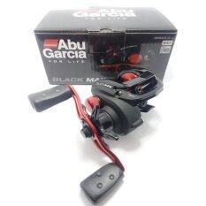 ขาย ซื้อ รอกAbu Garcla Black Max 3 New 2016 ลูกปืน 5 ตลับ เกียร์ 6 4 1 หมุนขวา ไทย