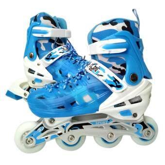 รองเท้าสเก็ต Basic KENTLAN ไซส์ 34-37(สีน้ำเงิน)