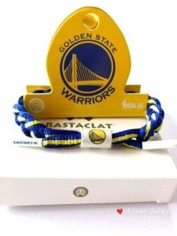 Rastaclat - NBA: Golden State Warriorslittle lion bracelet สร้อยข้อมือสิงโตเล็ก womanman fashion gift presents skateboard fashion