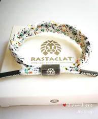 Rastaclat Spark White Little Lion Bracelet สร้อยข้อมือสิงโตเล็ก ถูก