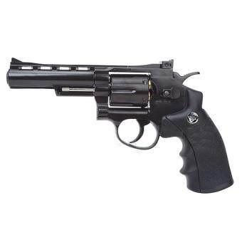 revolver gunheaven 4 นิ้ว ลูกโม่ สีดำ