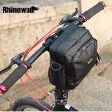 ซื้อ Rhinowalk กระเป๋าติดจักรยาน รุ่น T92 ถอดเป็นกระเป๋าสะพายข้างได้ พร้อมช่องสำหรับหูฟัง ใหม่ล่าสุด