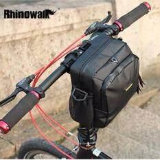 ความคิดเห็น Rhinowalk กระเป๋าติดจักรยาน รุ่น T92 ถอดเป็นกระเป๋าสะพายข้างได้ พร้อมช่องสำหรับหูฟัง