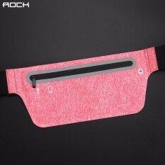 ขาย ซื้อ Rock Space กระเป๋าใส่โทรศัพท์คาดเอวสำหรับออกกำลังกาย รุ่น Sports Waist Bag Slim บางเฉียบ