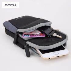 ราคา Rock Sports Arm Bag กระเป๋าใส่โทรศัพท์ สำหรับรัดติดแขนไว้ออกกำลังกาย ใน กรุงเทพมหานคร